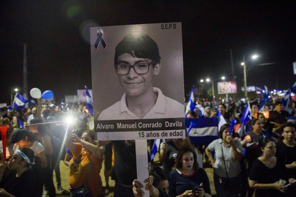 Crece la presión para que la OEA se ocupe de la crisis de Nicaragua