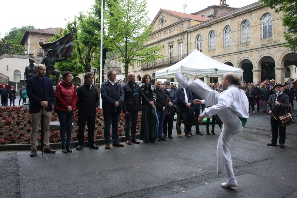 Gobierno Vasco reconoce «la gesta de los gudaris» y su lucha «en defensa de las libertades vascas»