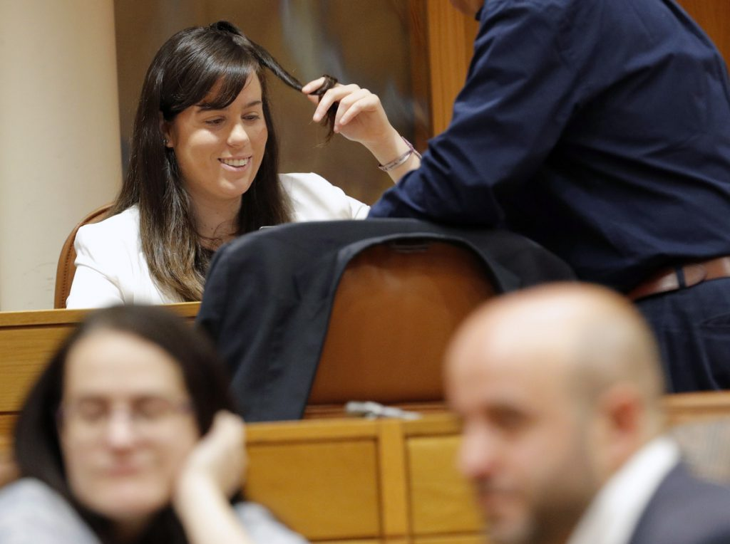 En Marea activa la consulta a los inscritos sobre Paula Quinteiro