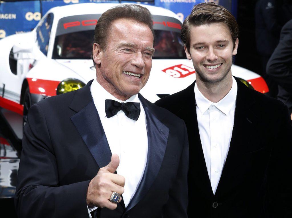 Patrick Schwarzenegger, un nuevo hijo ilustre de Hollywood