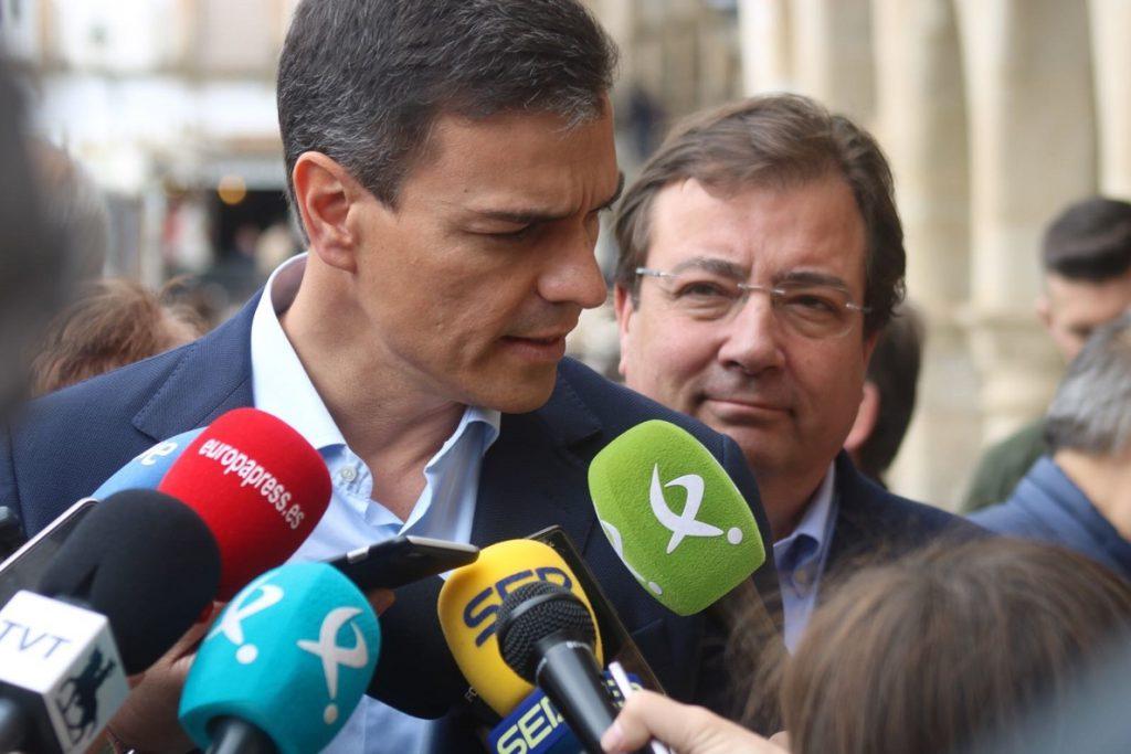Pedro Sánchez considera «adecuado» el nuevo impuesto digital pero reclama el Pacto de Toledo para abordar las pensiones