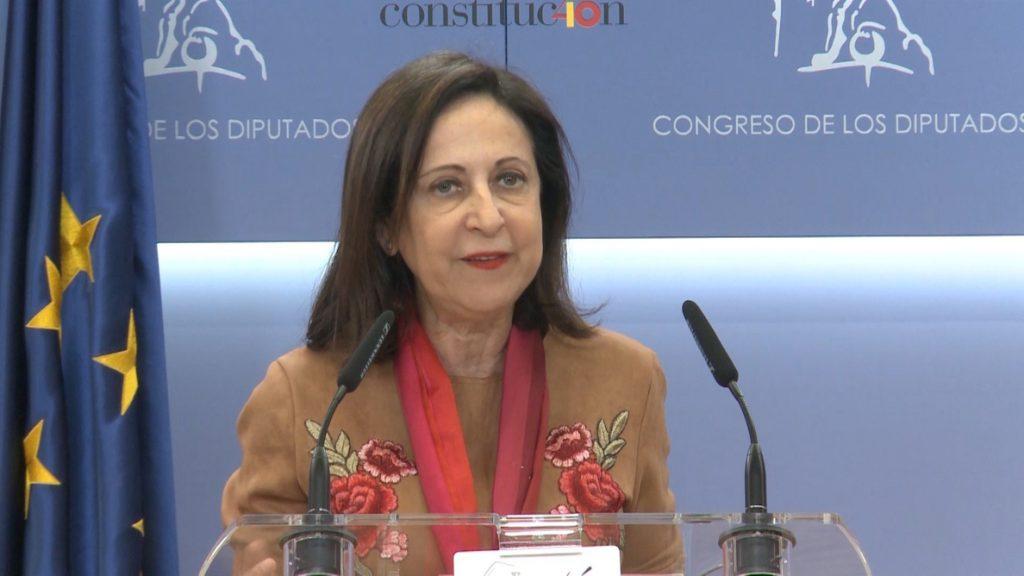 Robles (PSOE) critica que el CGPJ no pusiera «medidas de seguimiento» para evitar la sentencia de 'La Manada'