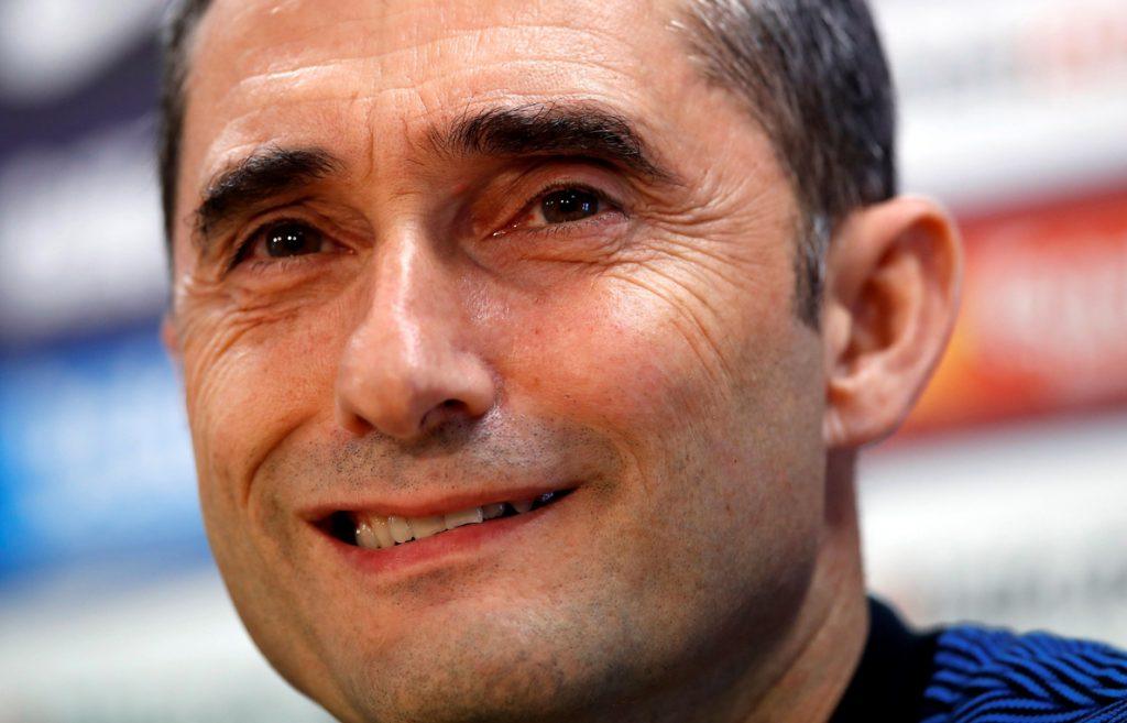 Valverde sobre su continuidad: «Tengo contrato en vigor, esa es la intención»