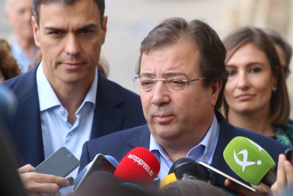 Vara cree que Gabilondo es una persona «impoluta» capaz de recuperar el «prestigio perdido» de la Comunidad de Madrid