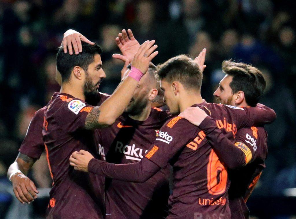 El Barcelona se proclama campeón y el Deportivo desciende