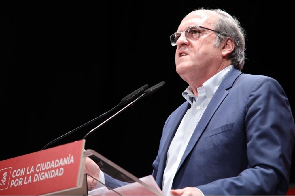 Gabilondo dice que Madrid necesita una alternativa y «no un repuesto» y rechaza la vía de un presidente interino del PP
