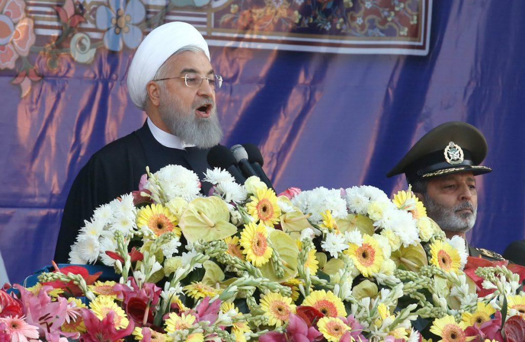 Irán advierte a EEUU que el pacto nuclear no es «negociable»