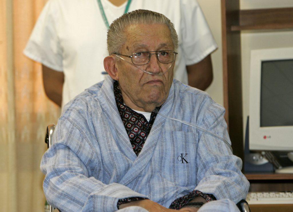 Muere el exdictador boliviano Luis García Meza a los 86 años