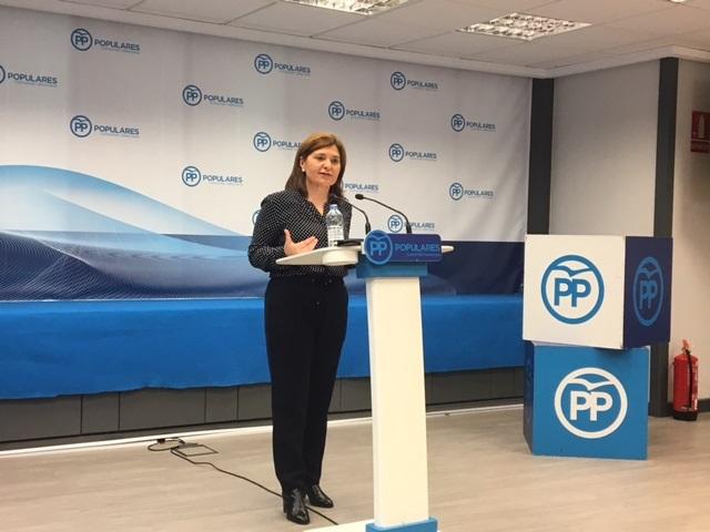 Bonig, sobre el candidato del PP a la alcaldía de Valencia: «Se dirá cuando se tenga que decir»