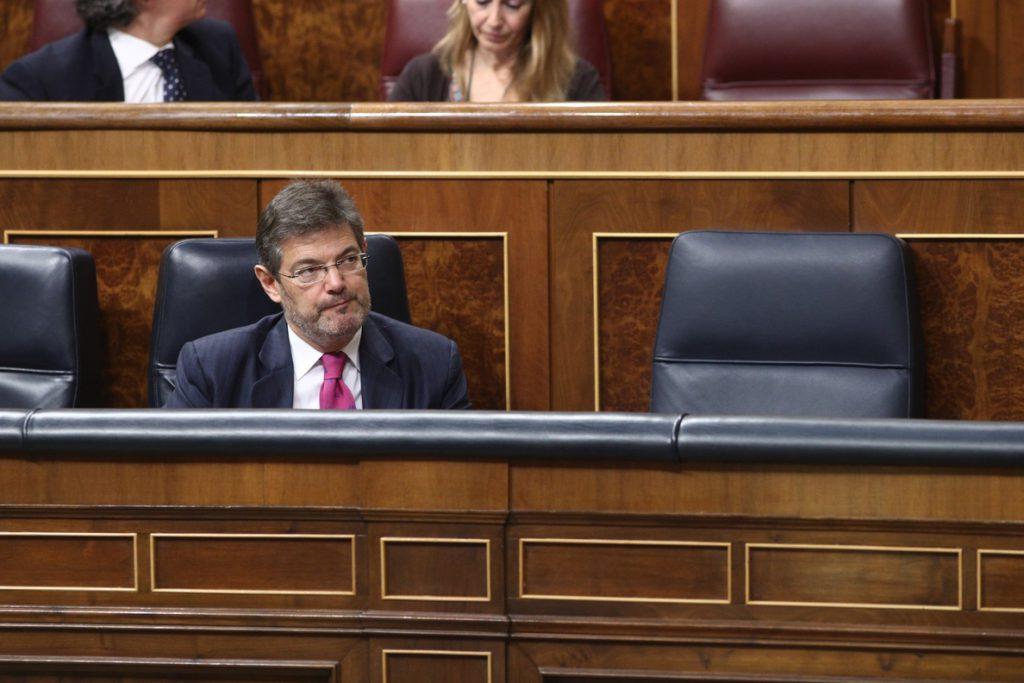 El poder judicial pide la dimisión de Catalá por sus palabras tras la sentencia de La Manada