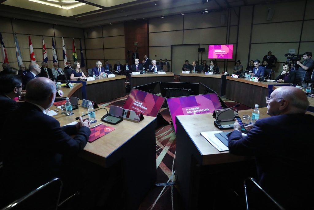 EE.UU. quiere mantener el tema de Venezuela en la OEA pese a la falta de consenso