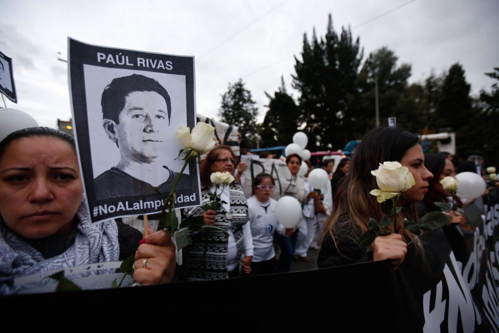 «Guacho» pide un corredor para entregar los cuerpos del equipo de El Comercio