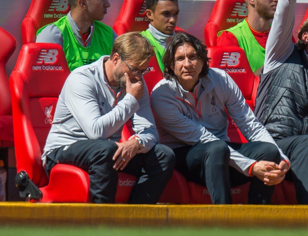 Klopp pierde a su segundo entrenador a dos días del partido ante el Roma