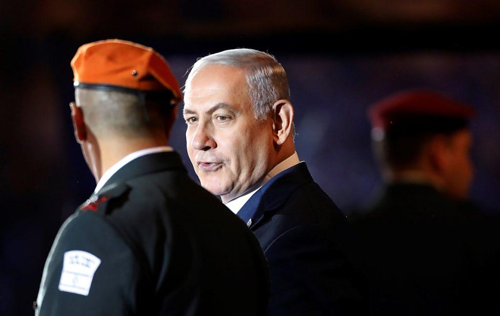 Netanyahu allana el camino a Trump para abandonar el acuerdo nuclear iraní