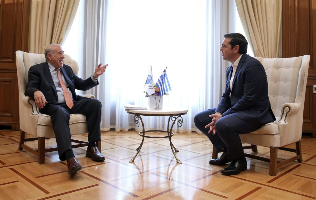 OCDE: La economía griega y su credibilidad fiscal se están recuperando