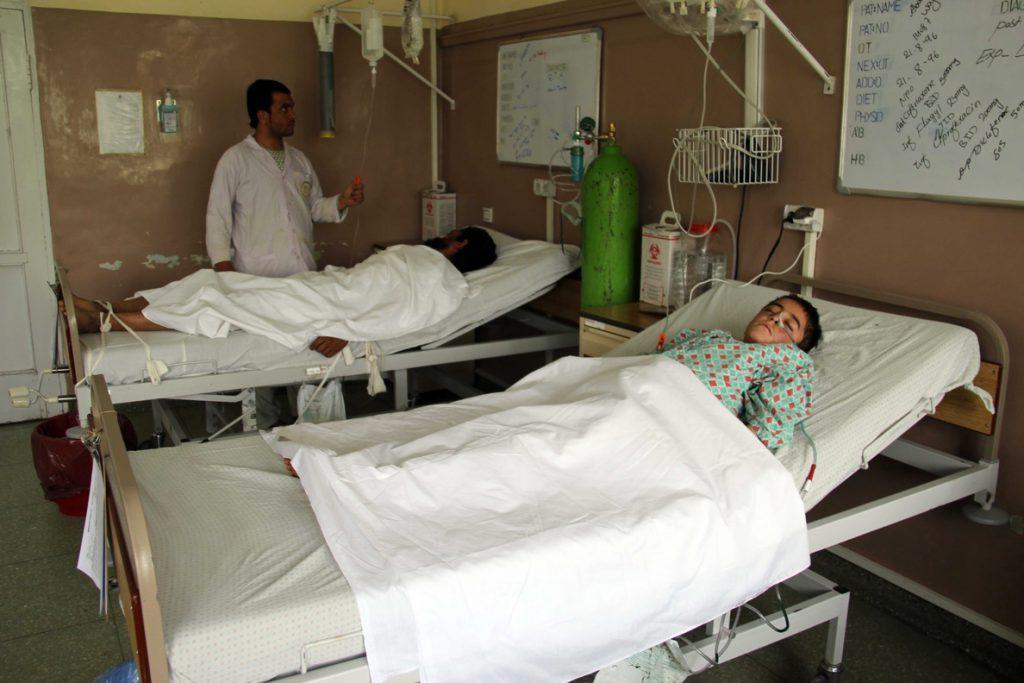 Nueve periodistas mueren en una masacre de civiles cometida por el EI en Kabul