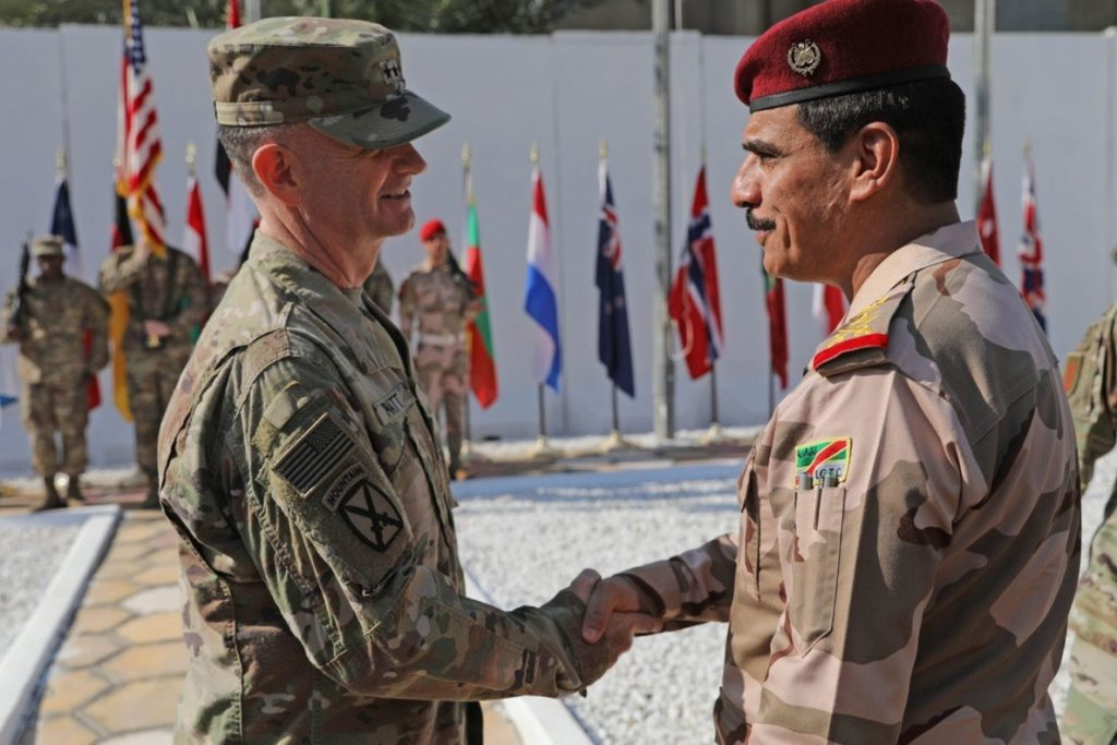 La coalición da por finalizadas las operaciones de combate de importancia contra el Estado Islámico en Irak