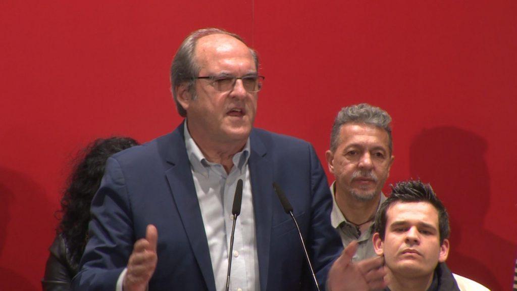 Gabilondo no se rinde a un nuevo Gobierno de PP: «Si Cs quiere regenerar y es nueva política, que se vea, es el momento»
