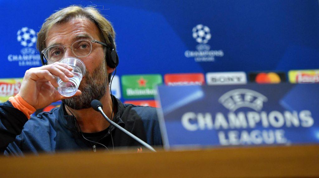 Klopp: «El 3-0 para el Roma es un resultado posible, pero también difícil»