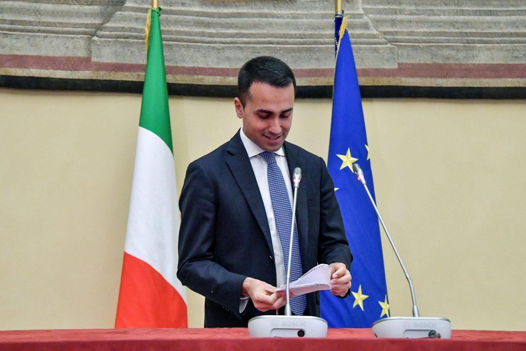 El M5S descarta el apoyo del PD y pide nuevas elecciones en Italia