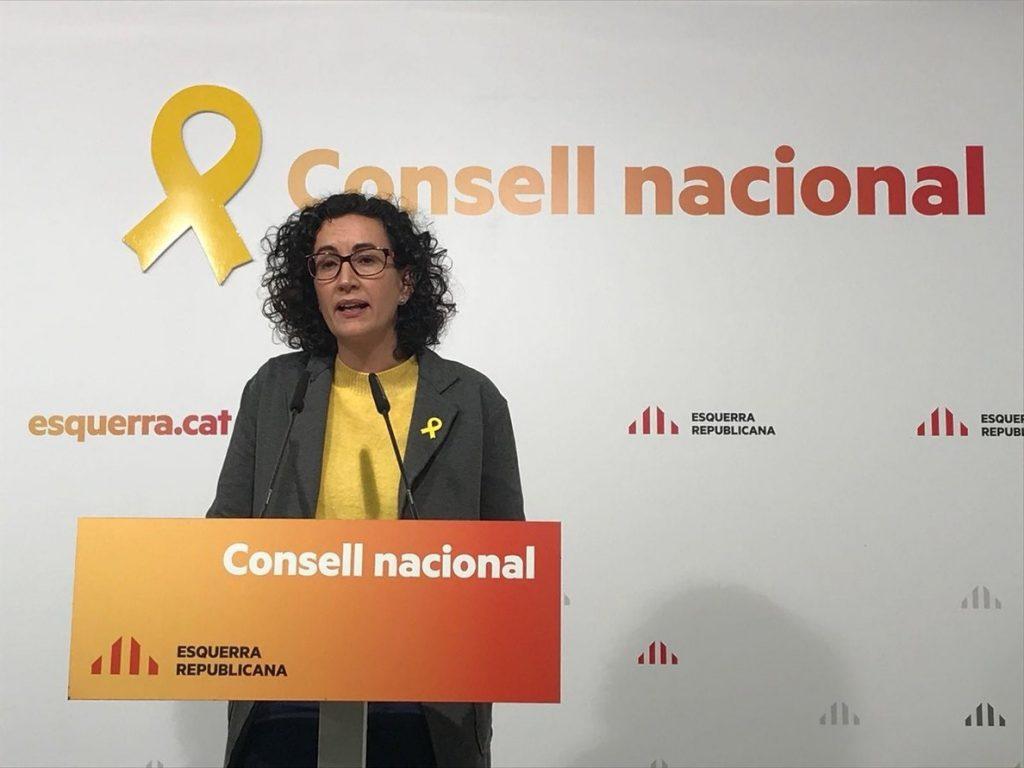 Marta Rovira (ERC) reivindica a Dolors Bassa como «sindicalista comprometida»