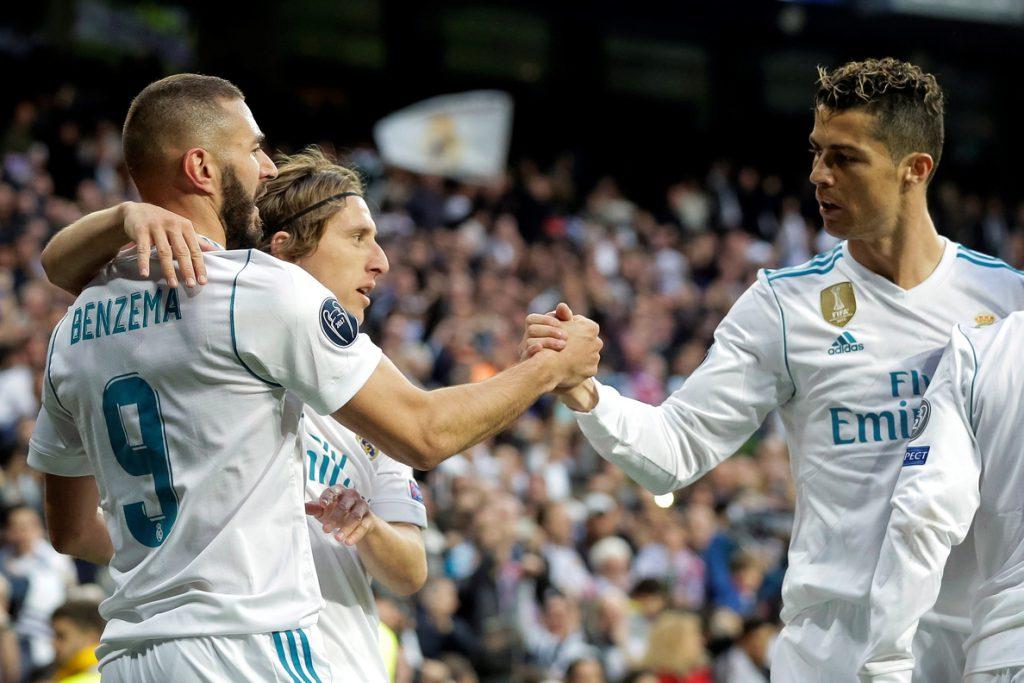 El Real Madrid se clasifica para la final de la Liga de Campeones (2-2)