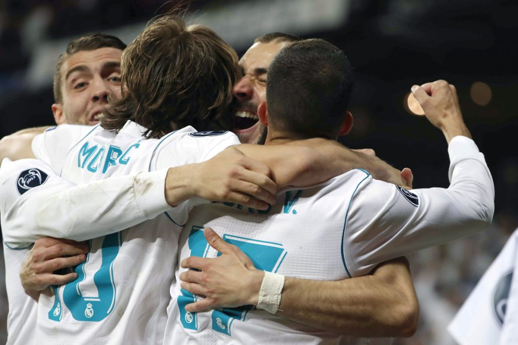 El Real Madrid se clasifica para su decimosexta final