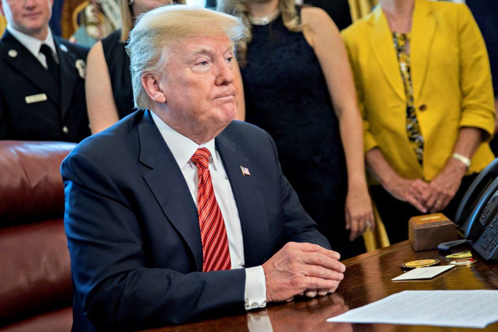 Trump aplaza la decisión sobre los aranceles al acero ante la negativa de la UE a ceder