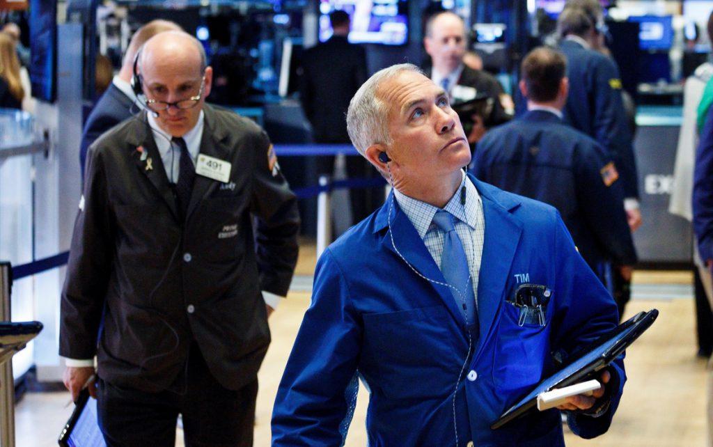 Wall Street abre a la baja y el Dow Jones desciende un 0,59 %