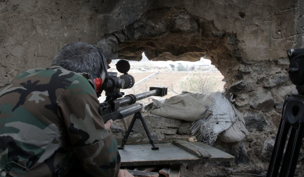 Las FSD lanzan la fase final de la ofensiva contra el EI en la frontera siria