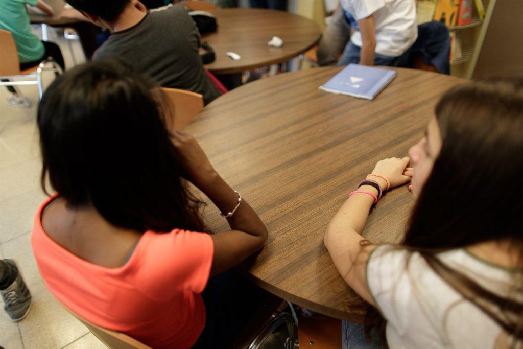 El teléfono contra el acoso escolar del Gobierno ha detectado 12.000 posibles casos de 'bullying' desde 2016