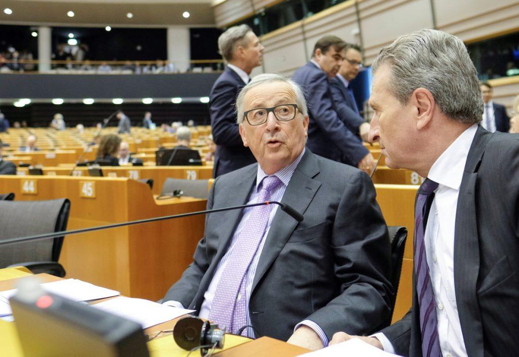 Bruselas pide un presupuesto «postbrexit» más alto, de 1,28 billones de euros