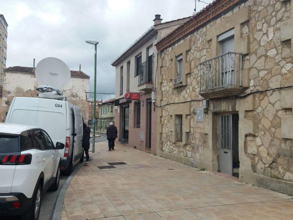 La mujer muerta en Burgos a manos de su expareja se negó a declarar contra él en un juicio por malos tratos
