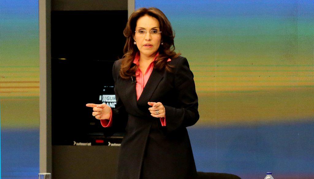 Candidata evangélica de Colombia renuncia a la aspiración presidencial