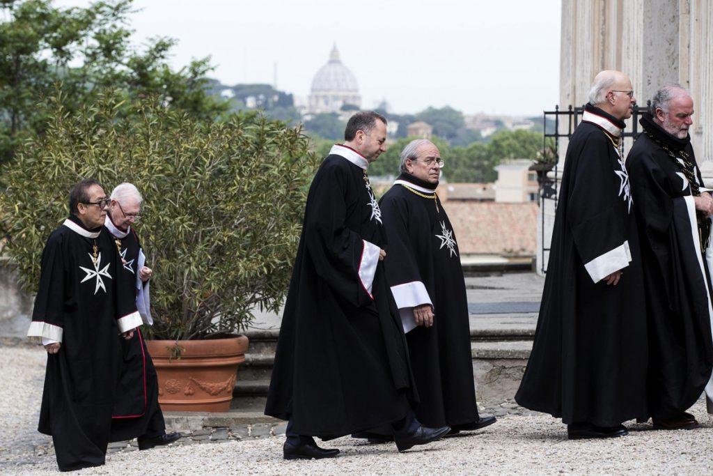 Giacomo Dalla Torre elegido Gran Maestre de Orden de Malta tras la crisis