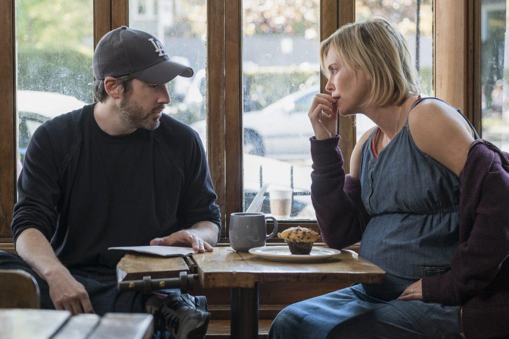 Jason Reitman: Que Charlize Theron confíe en mí es uno de los mejores regalos