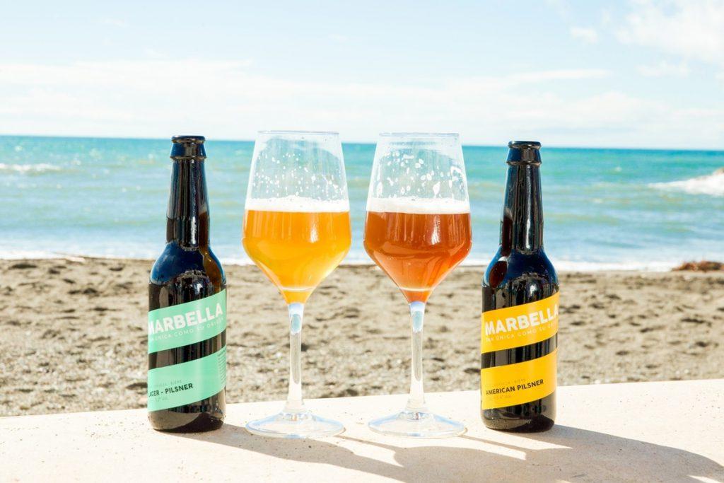 Nace Cerveza Marbella, la marca de cerveza artesana que rinde homenaje a la ciudad malagueña