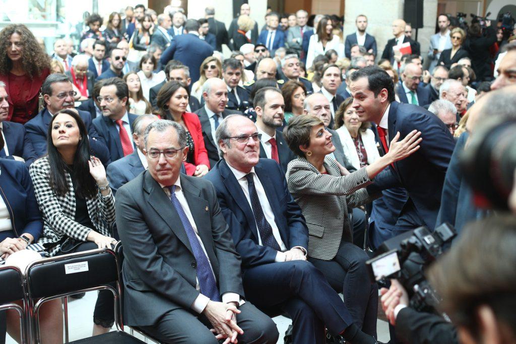 Ossorio (PP), en la Fiesta del 2 de Mayo: «No podemos estar tristes, a pesar de que hemos pasado unas semanas muy duras»