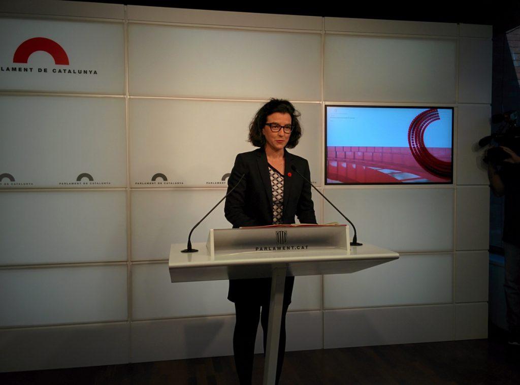 El PSC votará en contra de la reforma para investir a distancia: «Ni teleinvestidura ni teleGovern»