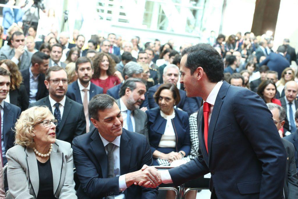El Dos de Mayo evidencia el distanciamiento entre PSOE y Ciudadanos para aupar a Gabilondo a la Presidencia de Madrid