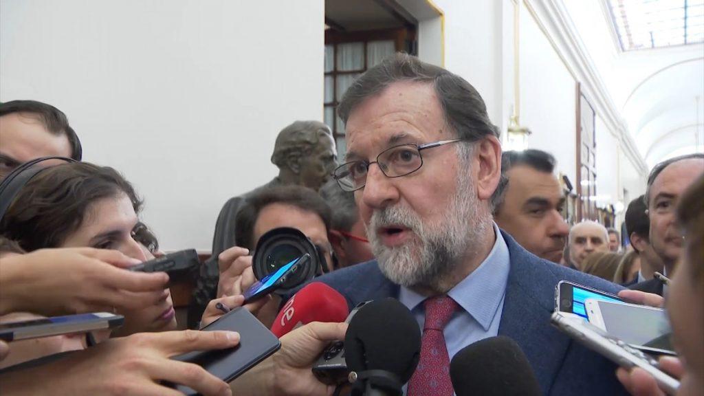 Rajoy felicita la jornada festiva en la Comunidad de Madrid, una región pujante que «seguirá impulsando el crecimiento»
