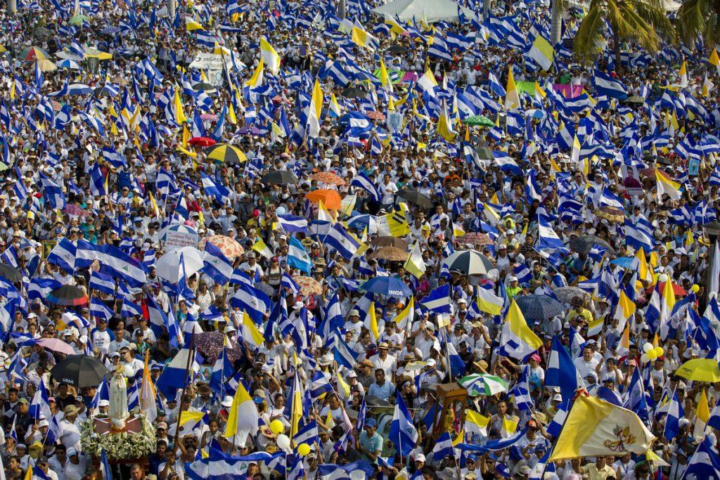 Sube a 43 la cifra de muertos durante las protestas contra el Gobierno de Nicaragua