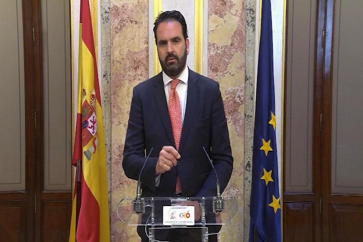 Alli (UPN) considera un «desacierto» las declaraciones de Catalá y cree que Rajoy «debe tomar una decisión» al respecto