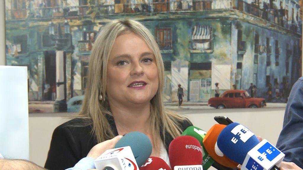 La presidenta de la Fundación de Víctimas quiere que Zoido valore el fin de ETA el miércoles en el Congreso