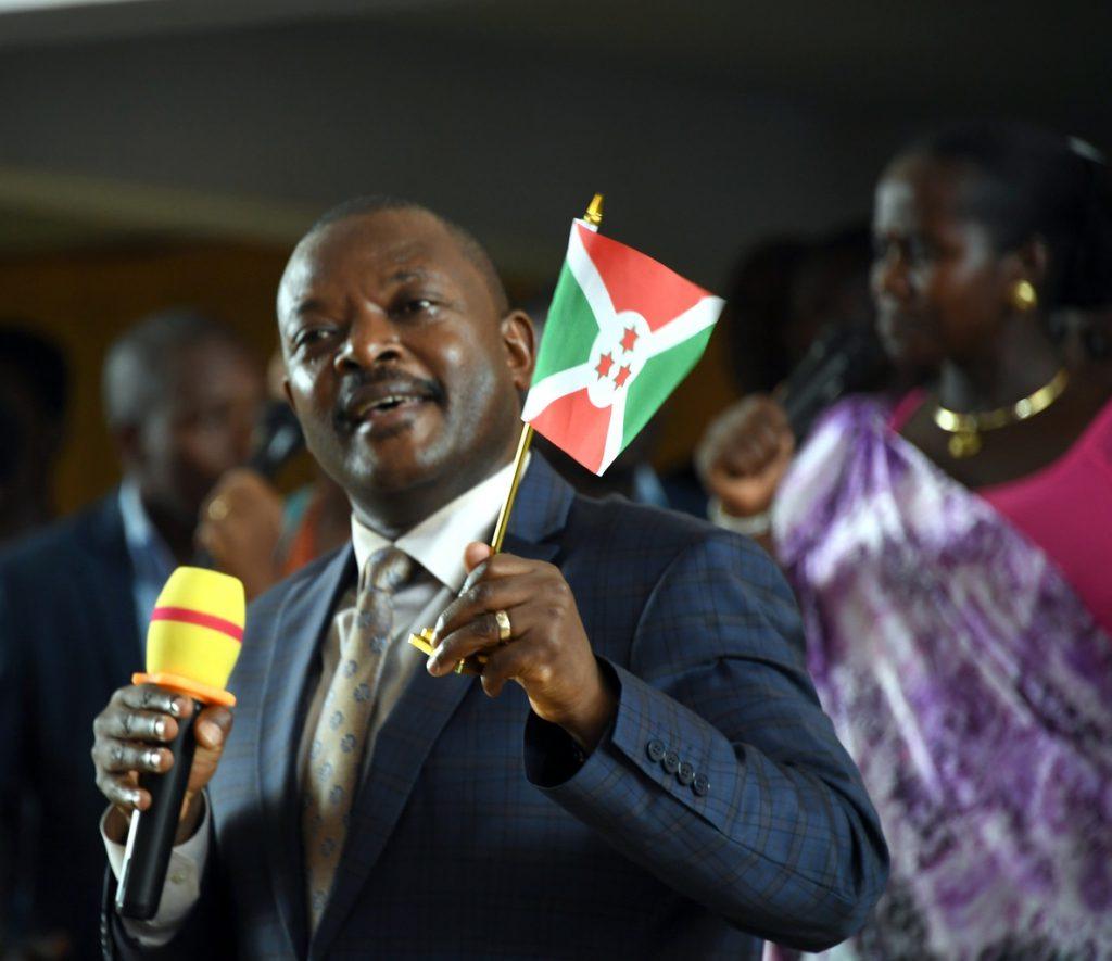 La Iglesia Católica de Burundi dice que «no es el momento oportuno para enmendar la Constitución»