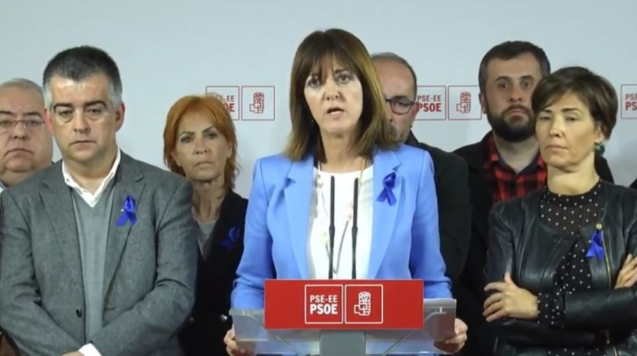 PSE censura que la disolución de ETA «llega tarde, sin pedir perdón a las víctimas y sin renunciar a su pasado»