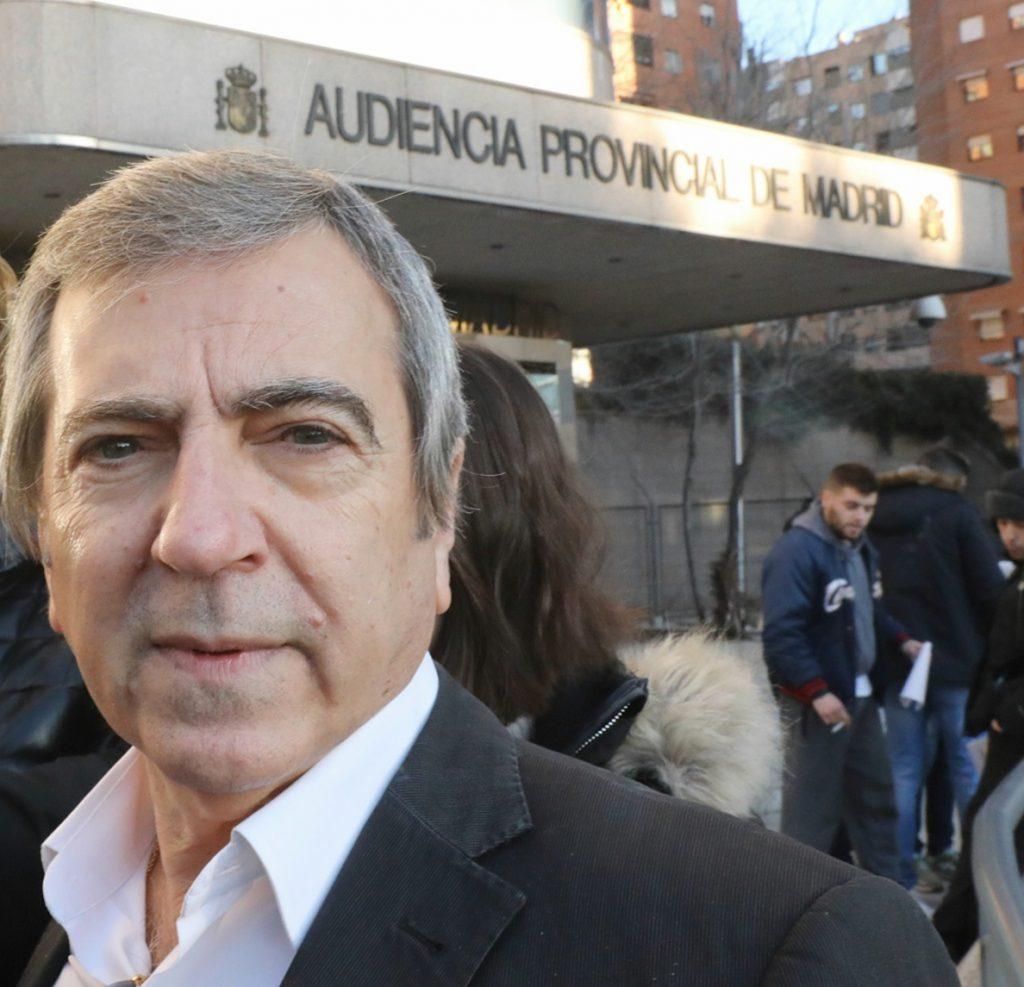 El exjefe de la Policía Local de Coslada Ginés Jiménez ve «normal y esperada» su absolución en el 'caso Bloque'