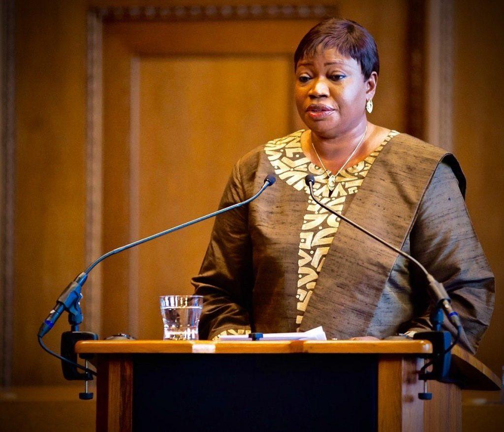 La fiscal jefe del TPI recalca que su oficina mantendrá su lucha contra la impunidad en RDC