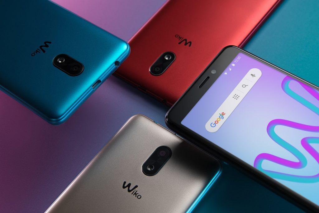 Wiko Jerry3, un 'smartphone' de gama baja con pantalla panorámica 18:9 y Android Oreo (Go Edition)