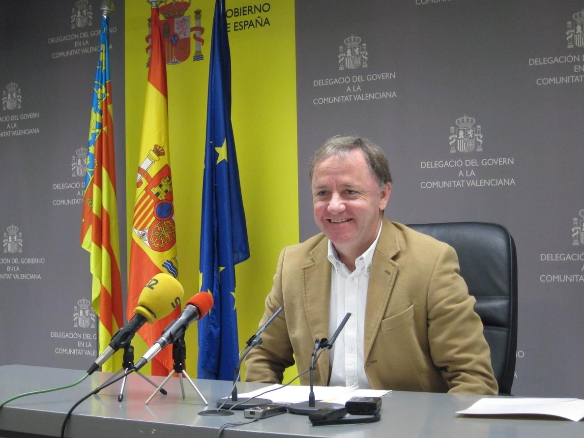 Moragues asegura que no se plantea optar a la Alcaldía de Valencia y que está «centrado» en la Delegación del Gobierno